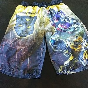Other - Transformer swimming Trunks